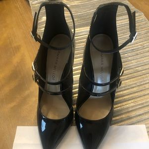 Brand new Tamara Mellon patent leather pumps.
